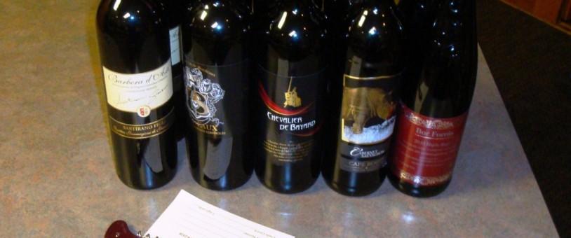 Fall Wine Tasting Event