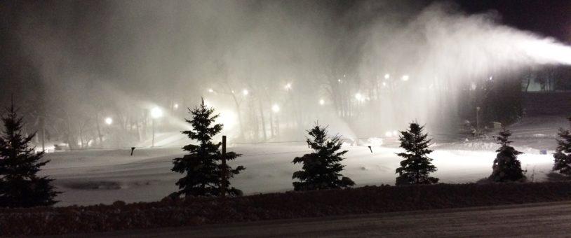 Pre-Season Snowmaking