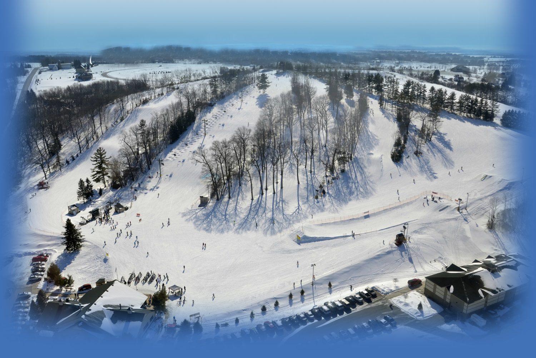 ausblick ski hill | a private ski club located in sussex, wisconsin