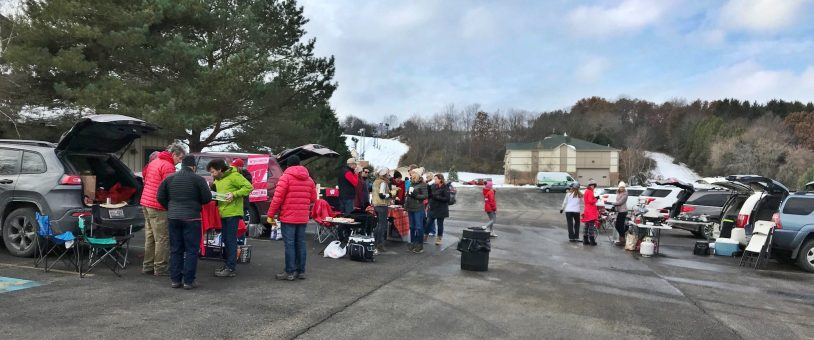 Wisconsin Badger Tailgate Party – Nov. 17, 2019