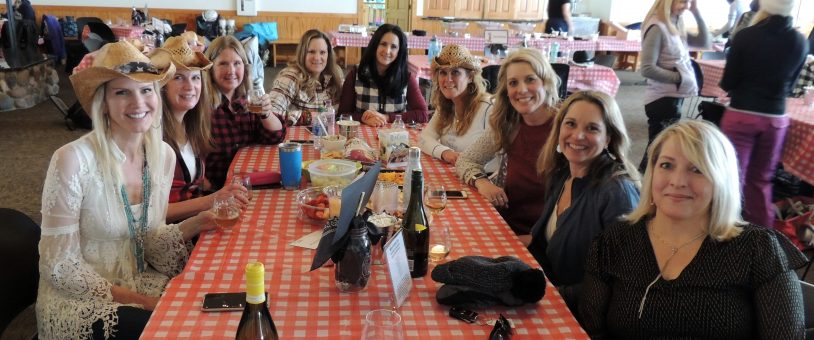 Country Western Ladies Day with Tunes by Ryan McIntyre 3-3-20